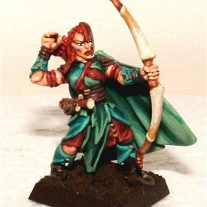 Wood Elf glade guard