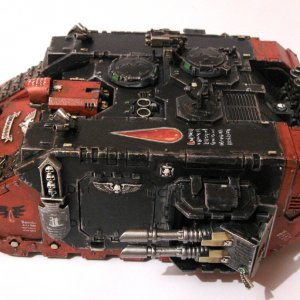 Blood Angels Land Raider 2