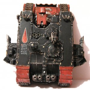 Blood Angels Land Raider 3
