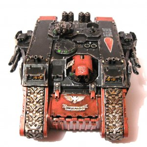 Blood Angels Land Raider 4