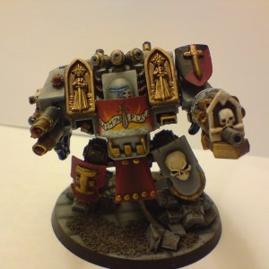 Grey Knight Dreadnaught