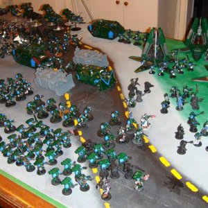 front half of my army