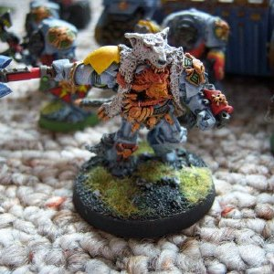 SpaceRat's Space Wolves