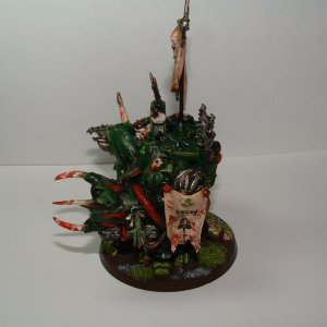 Undying Nurgle Dread