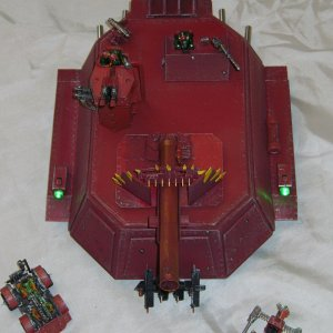 ORK APPOCALYPSE MEGA BATTLE WAGON
