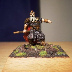 LOTR Dunlending Chieftain