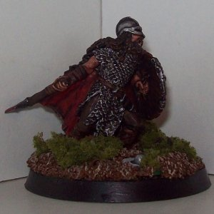 LOTR Dunlending Warrior