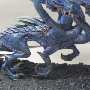 Dark Elf War Hydra 3