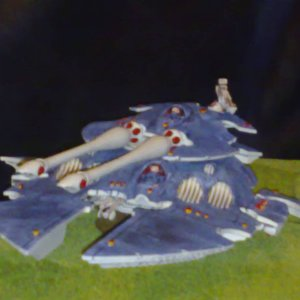 The Spirit Of Tolerance, Eldar Scorpion Super-Heavy Grav Tank