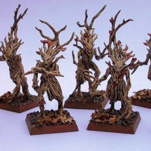 Wood Elves - Dryads