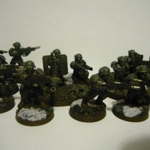 Mortarian 317th Infantry Squads