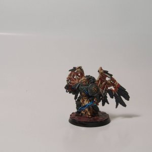 Chaos Sorcerer with Daemonic Flight