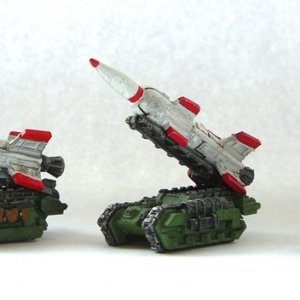 Epic Deathstrike Missile Launchers