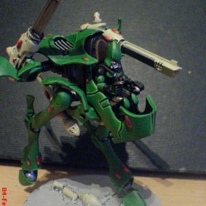 Biel Tan War Walker