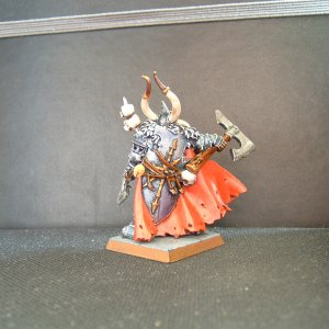 Chaos Battle Sorceror Back