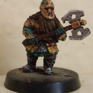 Khazad-Guard (Dwarf) - Lord of the Rings