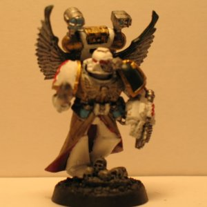 Dark Angel Command Squad 6th CompanyApothecary