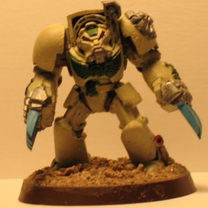 Deathwing CC Terminators-Lightning Claws 2