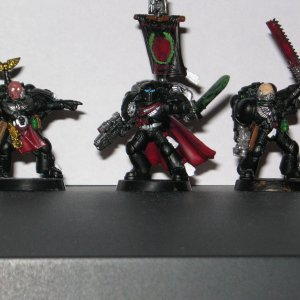 Scythes of Faith Space Marines