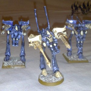 Eldar War Walkers