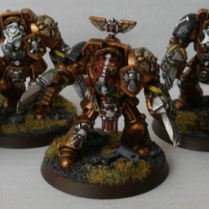 Son's of Vulkan Terminators