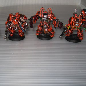Terminator Champions of The Legion of Woog