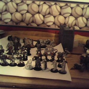 Imperial guard lot